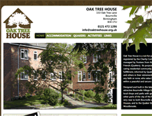 Tablet Preview of oaktreehouse.org.uk